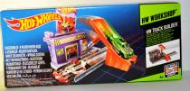 Mattel Hot Wheels Track Builder Garáž SUPER DROP