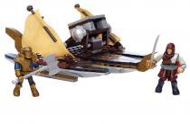 Mattel Assassin's Creed válečná loď