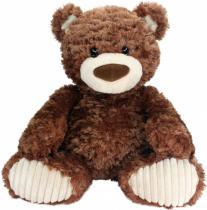 Alltoys CZ Medvěd plyšový hnědý 45cm