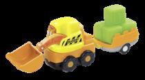 VTech Tut Tut Baby Flitzer Bagr & Prives
