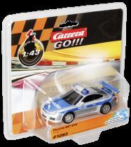 Carrera GO!!! Porsche 997 GT3 Policie 61283