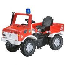 Rolly Toys 036639 Unimog, hasičský