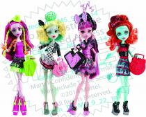 Mattel Monster High výměnný program