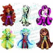 Mattel Monster High sběratelská vinylka