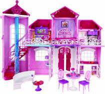 Mattel Barbie dům z malibu