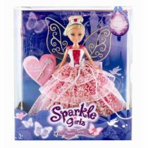 Alltoys Funville Víla princezna Sparkle Girlz