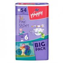 Bella Baby Happy Junior extra Big Pack 54 ks