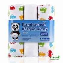 T-tomi Accessories Bambusové pleny 3ks
