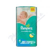 Pampers Active Baby Maxi 7-14 kg 58 ks