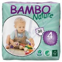 ABENA BAMBO Nature Maxi 7-18kg 30ks