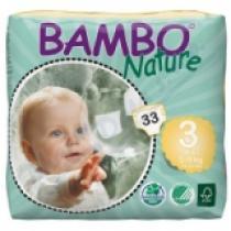 ABENA BAMBO Nature Midi 5-9kg 33ks