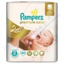 PAMPERS Premium Care Mini 3-6kg 80ks