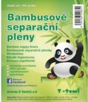 T-tomi Bambusové separační pleny T-Tomi