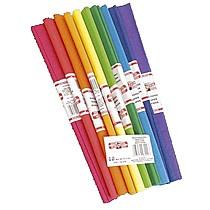 Krepový papír Spektrum 10