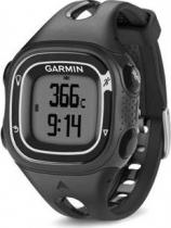Garmin - Forerunner 10 Black and Silver