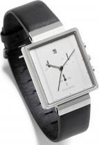 Jacob Jensen Rectangular chronograph 806