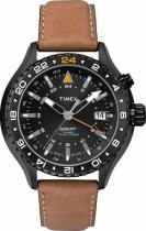 Timex - 3-GMT Intelligent Quartz