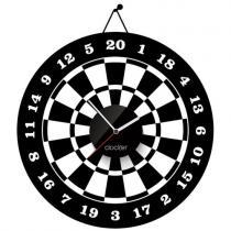 Clocker Bullseye