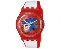 Swatch CLOWNFISH RED SUOR102