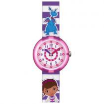 Swatch Disney Doc Mcstuffins ZFLNP007