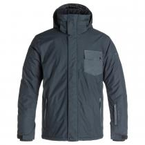 Quiksilver Mission Plain black