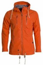 WOOX Drizzle Jacket Men´s Orange