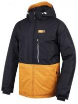 Hannah Shifty Anthracite/buckthorn brown