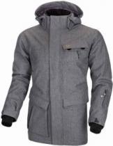 WOOX Colt Men's Jacket šedá