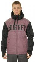 Nugget Union Heather Wine/Black