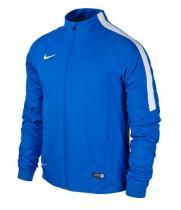 Nike Sideline Woven Squad 15 modrá - bílá