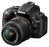 Nikon D5200 + 18-55mm