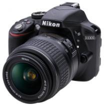 Nikon D3300 + Nikon 18-105 VR AF-S DX