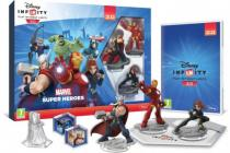 Disney Infinity 2.0: Marvel Super Heroes: Starter Pack (PS3)