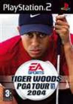 TIGER WOODS PGA TOUR 2004 (PS2)