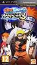 NARUTO SHIPPUDEN ULTIMATE NINJA HEROES 3 (PSP)