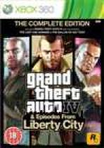 Grand Theft Auto IV Complete Edition (Xbox 360)