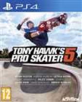 Tony Hawks Pro Skater 5 (PS4)