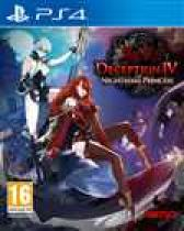 Deception IV The Nightmare Princess (PS4)