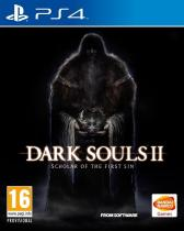 Dark Souls II - Scholar of the First Sin (PS4)