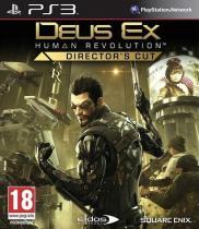 Deus Ex: Human Revolution Directors Cut (PS3)