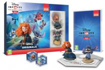 Disney Infinity 2.0: Disney Originals Toy Box Combo Pack (PS3)