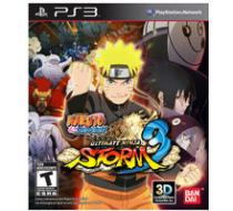 Naruto Shippuden: Ultimate Ninja Storm 3 (PS3)
