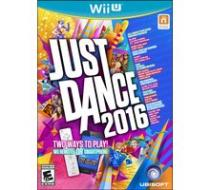 Just Dance 2016 (WiiU)