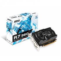 MSI R7 360 OC V1, 2GB