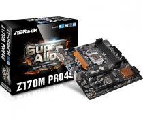 Asrock Z170M Pro4S