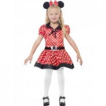 Smiffys Dětský kostým Minnie