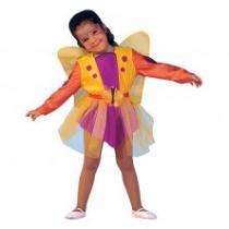 Kostým motýlek dětský