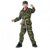 Voják na karneval