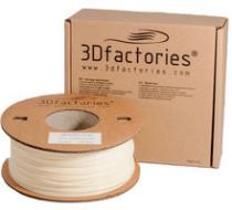 3D Factories PLA natur 1,75 mm 1 Kg