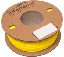 3D Factories PLA žlutá 1,75 mm 1 Kg